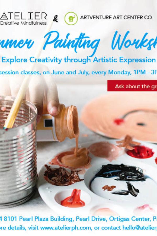 Workshop Summer2018 Promo